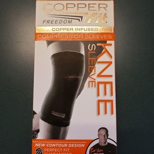 Copper Fit XL Knee Sleeve